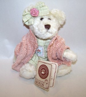 Daisy Bloomengrows Plush Boyds Bear 913964