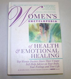 Women's Encyclopedia of Health & Emotional Healing Book