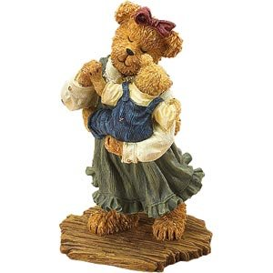 The Boyds Collection Bearstone - Momma Bearylove with Sweet Pea ... The Dance 82560