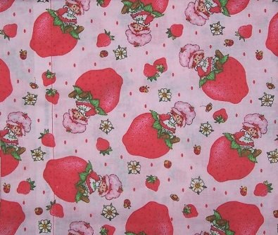 Strawberry Shortcake Standard Pillow Case