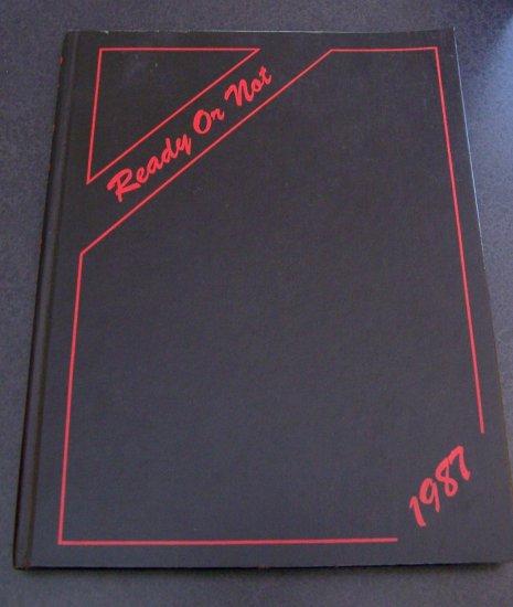 1987 Southridge High School Year Book - Huntingburg, Indiana IN