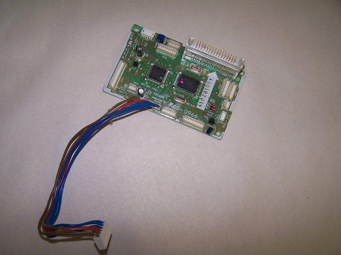 HP Laserjet 5N DC Controller Card RG5-0966