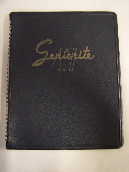 1947 Huntingburg High School Year Book - Huntingburg, IN
