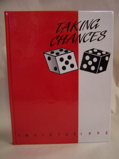 1992 Huntingburg Indiana Southridge High School Year Book