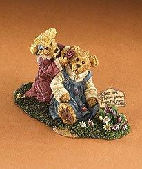 Boyds Bear 1E Bearstone Kristen and Amy First Friends 228533