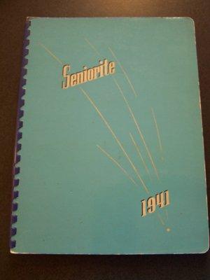 1941 Huntingburg High School Year Book - Huntingburg, IN