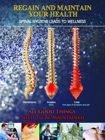 Spinal Hygiene Poster