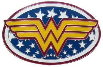 Wonder Woman buckle