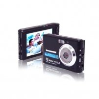 12 MP Digital Camera With 5.0-inch TFT LCD Display