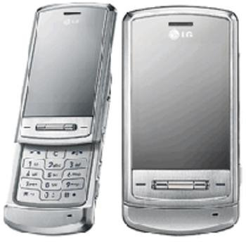 LG Shine KE970 Tri Band GSM Cell Phone (Unlocked)