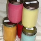 Hand Poured 100% Soy Candles
