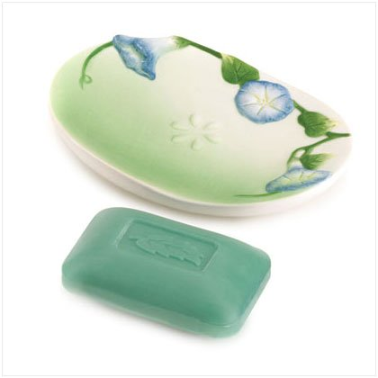 #36199 Morning Glory Soap Dish