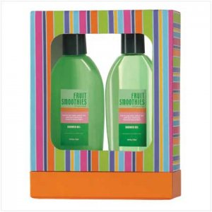 #36401 Fruit Smoothies Bath Gel Set