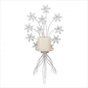 #32033 Bouquet Candle Sconce