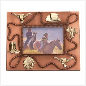 #25023 Spirit Of The West Photo Frame