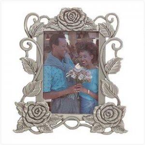 #30248 Rose Motif Photo Frame