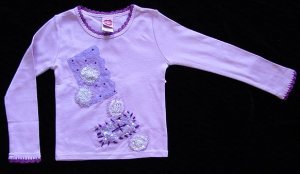 Lipstik Purple Rain Top Size 5 New