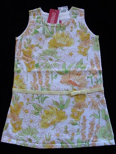 Gymboree Wildflower Sweater Dress 18-24M New