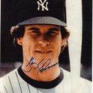 Gary Thomasson Autographed 8x10 w/ C.O.A.