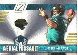 [Byron Leftwich] 2005 Zenith Aerial Assault Prime (SP, GU Jersey) Free S&H!