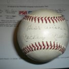 Autographed Mickey Mantle Baseball w/ C.O.A. (PSA/DNA)