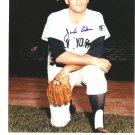 Jack Aker (NY Yankees 1969-1972) W/ C.O.A.!