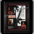 Scarface Autograped Shadow Box
