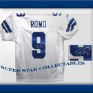 Tony Romo Autographed Dallas Cowboys Jersey