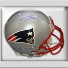 Tom Brady Autographed New England Patriots Helmet