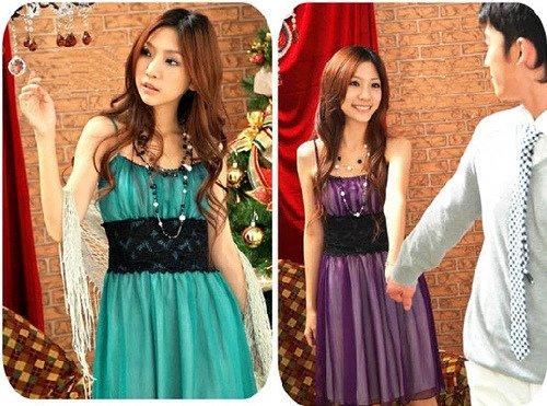 Gorgeous Purple Evening Dress (brand new)