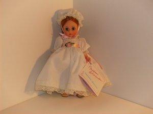 "Madame Alexander 8"" Little Nanny Etticoat was 59.99 now 49.99"