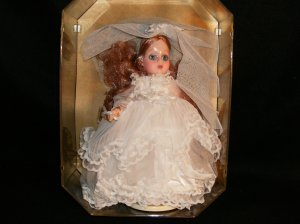 Crown Princess #70833 Wedding Day World Doll was 12.99 now 9.99