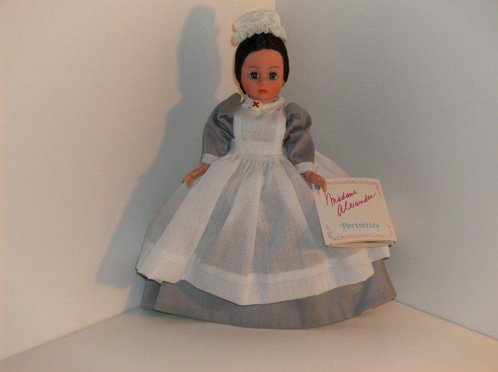 Madame Alexander Clara Barton Portrette was 114.99 now 104.99