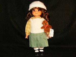 Sala & Berg III Limited Edition Series Girl Berg #7589 Series # 1141