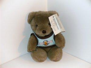 Bialosky Gray Gund Teddy Bear 1982-1984