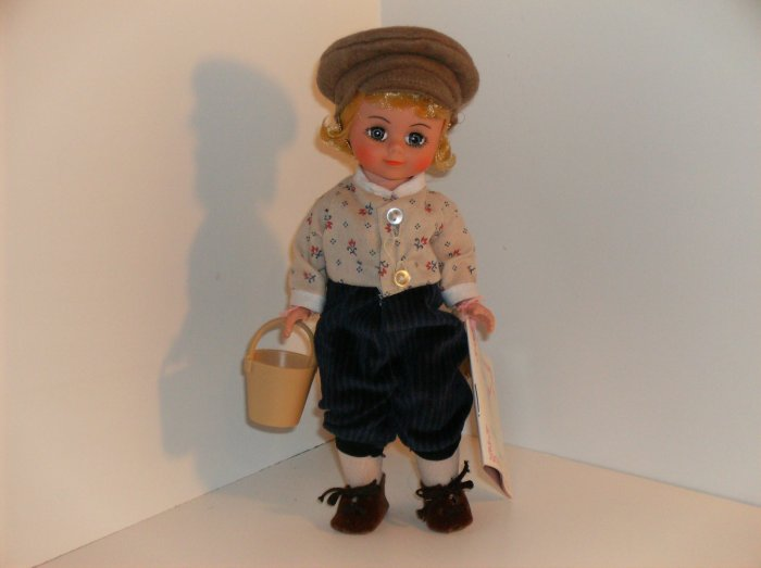 Madame Alexander Tom Sawyer 8""