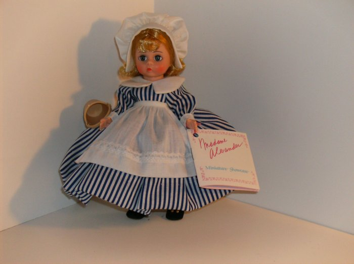 Madame Alexander Little Maid 8""