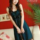 D19-Layered dress - Blue