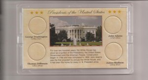 PRESIDENTS DOLLAR HOLDER