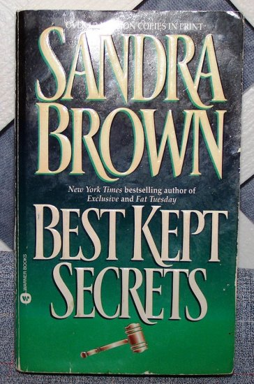 Best Kept Secrets by Sandra Brown