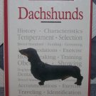 Dachshunds- A New Owner's Guide To Dachshunds