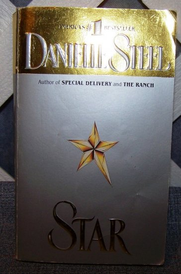 Star by Danielle Steel FREE Shipping to US