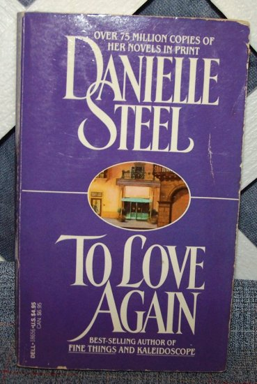 To Love Again by Danielle Steel FREE Shipping to US