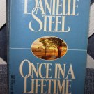 Once In A Lifetime by Danielle Steel FREE Shipping to US