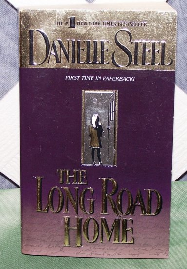 The Long Road Home by Danielle Steel FREE Shipping to US
