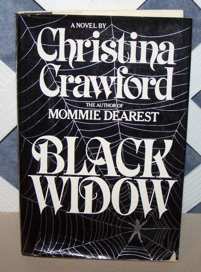 Black Widow by Christina Crawford HC/DJ
