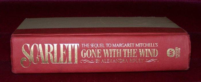 Scarlett by Alexandra Ripley HB