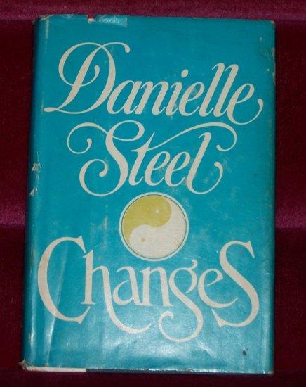 Changes by Danielle Steel HB/DJ