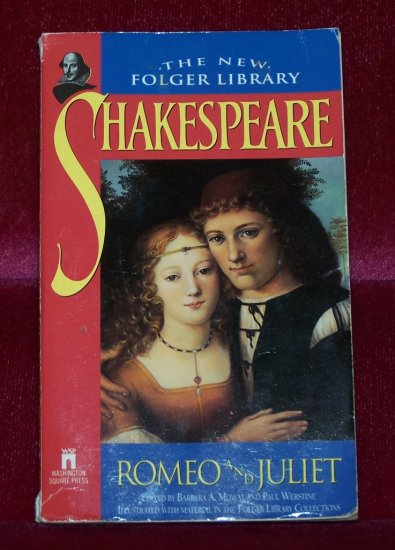 Romeo and Juliet by Shakespeare