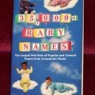 35,000+ Baby Names by Bruce Lansky
